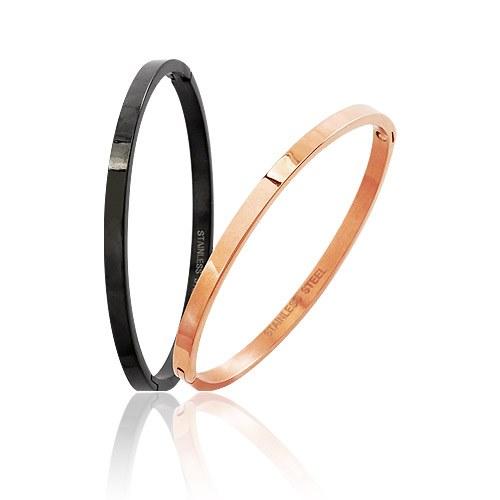 1044548 - <BC551_HA05> [Stainless steel] Sleepy daily bracelet