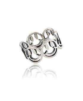 1044555 - <RI589_S> [Silver] Antique ring