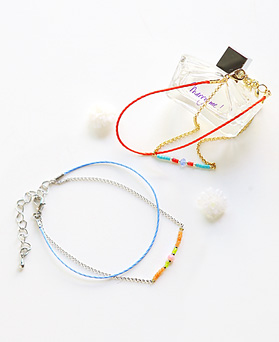 1044573 - <BC558_S> [Immediate out of stock] dahlia bracelet