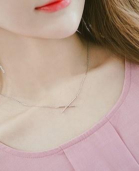 1044640 - <NE332_S> [Out of stock] profit necklace