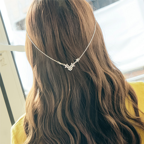 1044706 - <HA484_EB05> sugar cubic back pendente hairband