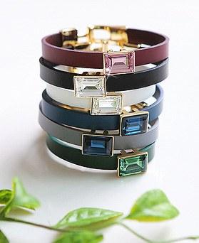 1044708 - <BC592_HB04> brawny leather bracelet