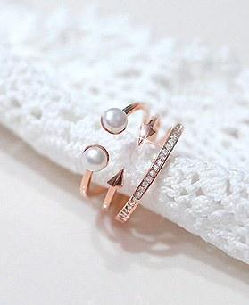 1044766 - <RI615_AB09> stud bling ring
