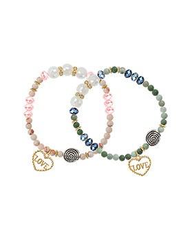 1044841 - <BC619_HF05> [Same-Day Shipping] love Dharma bracelet