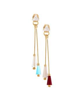 1044855 - <ER1104_CH06> raspberry stick earrings