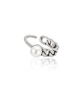 1044878 - <RI636_AG12> [Silver] antique reverse ring