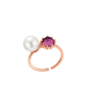 1044902 - <RI639_AA04> Miracle Purple ring