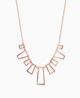 1045184 - <NE375_BA16> [Stainless Steel] cairo necklace