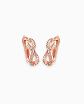 1045222 - <ER1197_CF12> Infinite cubic earrings