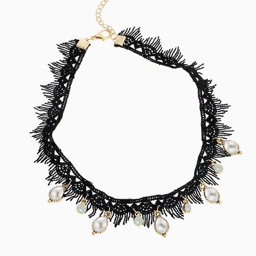1045284 - <NE381_BD05> salon de choker necklace