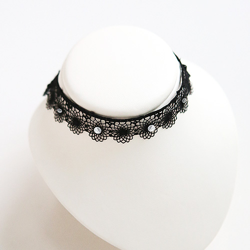 1045503 - <NE393_S> [Immediate out of stock] May choker necklace