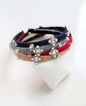 1045522 - <HA520_FC01> Angora pearl hairband