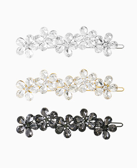 1045561 - <HA530_FD08> Flower Five cubic hairpin