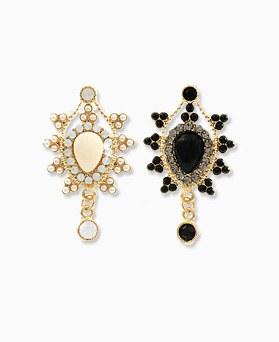 1045567 - <ER1287_DH00> Rococo earrings