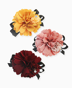 1045591 - <HA527_S> [Immediate out of stock] Flower purity hairpin