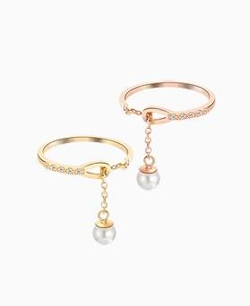 1045633 - <RI697_JC22> Pearl ring