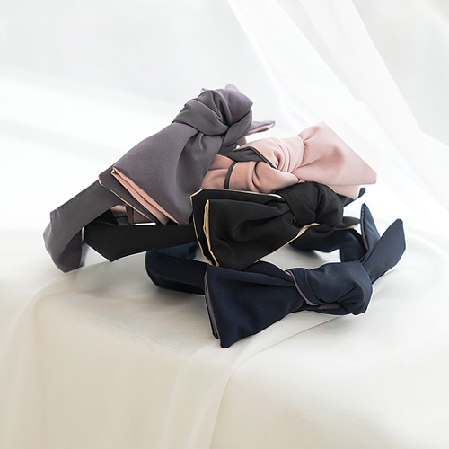 1045639 - <HA526_FD03> Romance ribbon hairband