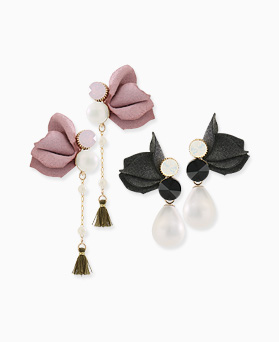 1045659 - <ER1301_CC21> Avignon Flower earrings