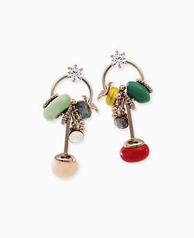 1045665 - <ER1312_CF19> [handmade] [Silver Post] spring show earrings