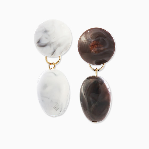 1045667 - <ER1322_S> Marrying candy earrings