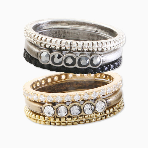 1045734 - <RI713_JC24> [3Piece 1set] triple purge ring