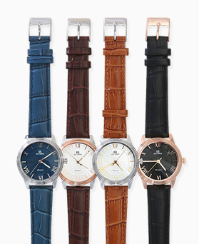 1045767 - <WC109_BD11> Megan leather watches