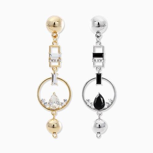 1045771 - <ER1346_CG19> Lexi drop earrings