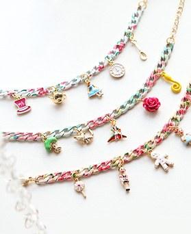 1045791 - <BC670_HD19> Fairy Tale Girl bracelet