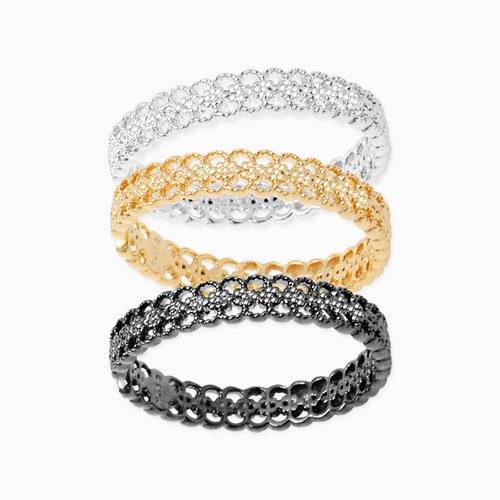 1045845 - <RI722_JD25> [Same day shipping] [Silver] Bailey ring