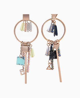 1045862 - <ER1374_CH07> [handmade] Marcia drop earrings