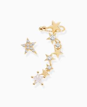 1045882 - <ER1384_CB11> [Silver Post] Astin star Earcup