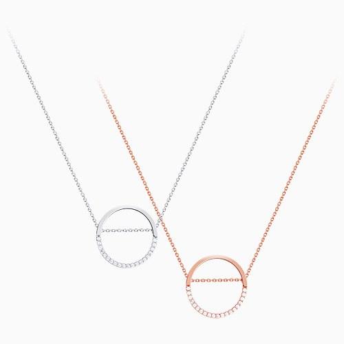 1045928 - <NE430_BF03> Shannon round necklace