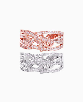 1045981 - <RI731_JD23> Pamela ribbon cubic ring