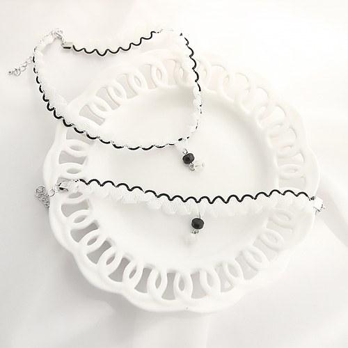 1045988 - <JS29_IE02> [necklace + bracelet] Remy choker set