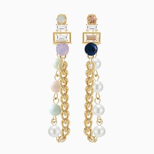 1046038 - <ER1428_CB18> Duke chain earrings