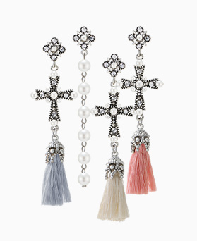 1046057 - <ER1432_CE13> Bug Unbalanced tassel earrings