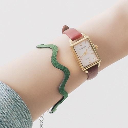 1046152 - <BC696_HA09> wave suede bracelet