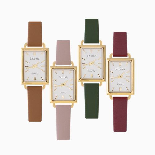 1046178 - <WC112_BD11> Zentril leather watches