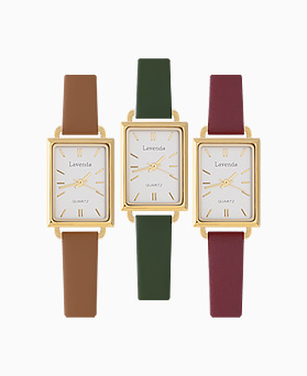 1046178 - <WC112_BD11> Gentry leather watches