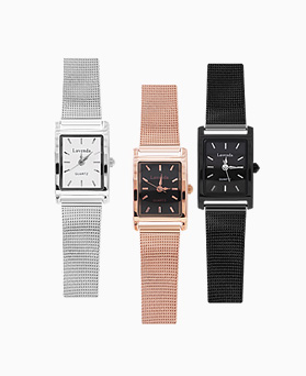 1046214 - <WC113__BE11> square mesh chain watches