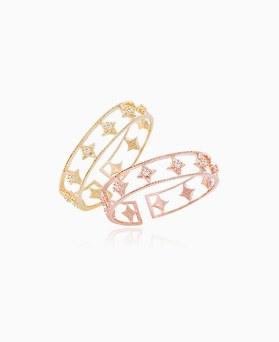 1046308 - <RI739_JG24> lily Patterns free ring