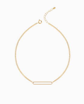 1046321 - <BC707_BE00> [Silver] Hollis bracelet