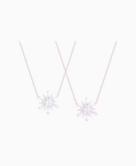 1046518 - <NE464_ID03> Taeyeon snow flower necklace