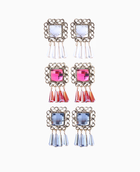 1046548 - <ER1557_GB02> [clip type] hellen earrings