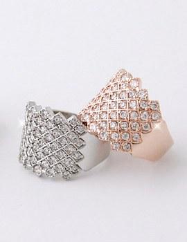 223553 - <RI061-S> Jennifer little finger ring