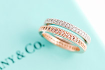 223935 - <RI133-JB01> [little finger for both] [high quality setting] friendship ring