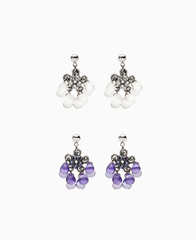 1046905 - <ER1628_CD09> [clip type] pearl earrings