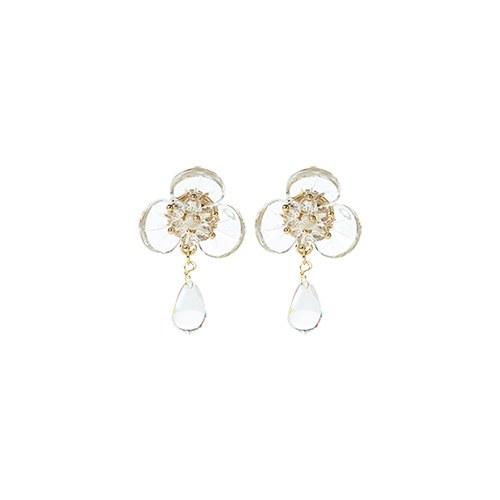 1046907 - <ER1658_CF14> Danny oh earrings