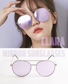 1046914 - <FI115_CA00> Clara mirror sunglass