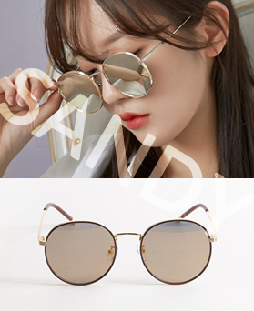 1046915 - <FI117_CA00> Sandy mirror sunglass